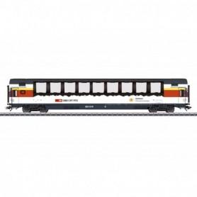 Märklin 43652 Gotthard Panorama Express Type Apm Passenger Car
