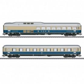 Märklin 43882 Rheinpfeil 1963 Express Train Passenger Car Set 2