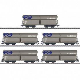 Märklin 46268 Type Fals Freight Car Set