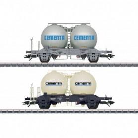 Märklin 46628 Spherical Container Car Set