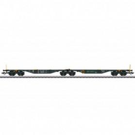 Märklin 47813 Type Sggrss 80 Double Container Transport Car
