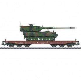 Märklin 48872 Type Samms 709 Heavy-Duty Flat Car