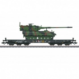 Märklin 48873 Type Samms 709 Heavy-Duty Flat Car