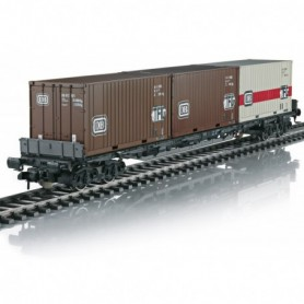 Märklin 58710 Type Sgjs 716 Multi-Use Container Transport Car
