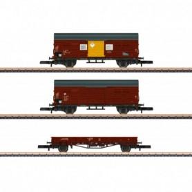 Märklin 82268 DR Freight Car Set