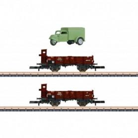 Märklin 82327 Type O 10 Freight Car Set
