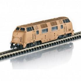 Märklin 88207 Class V 200 Diesel Locomotive in Real Bronze