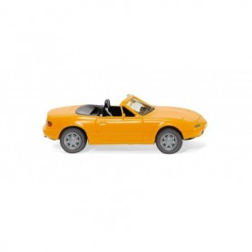 Wiking 18806 Mazda MX5 - melon yellow