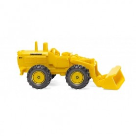 Wiking 97402 Wheel loader (Hanomag) - maize yellow