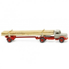 Wiking 39011 Timber transporter (Magirus)