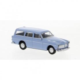 Brekina 29262 Volvo Amazon Kombi, 1956, pastellblå