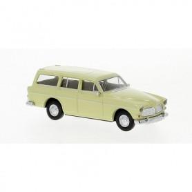 Brekina 29263 Volvo Amazon Kombi, 1956, beige
