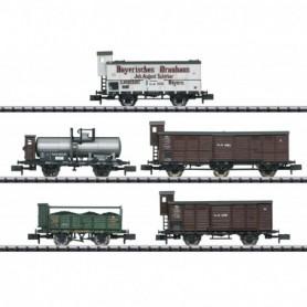 Trix 15284 Palatinate Freight Car Set