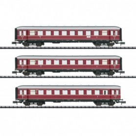 Trix 15405 The Red Bamberg Cars Car Set, Part 1