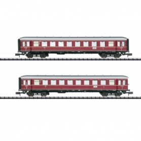Trix 15406 The Red Bamberg Cars Car Set, Part 2