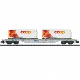 Trix 15491 coop® Container Transport Car