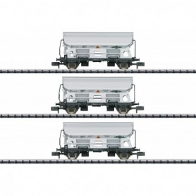 Trix 15511 Side Dump Car Freight Car Set