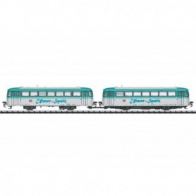 Trix 16984 Class 798 Powered Rail Car