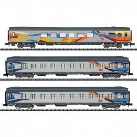Trix 18210 Croisière Express Train Passenger Car Set