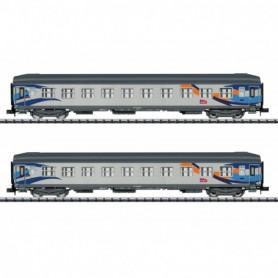 Trix 18211 Croisière Express Train Passenger Car Set