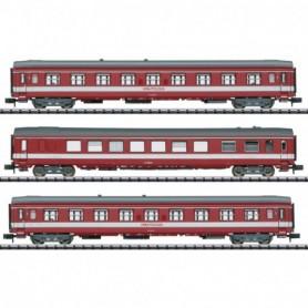 Trix 18218 Le Capitole Express Train Passenger Car Set