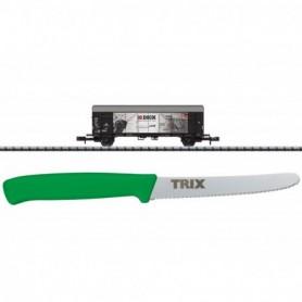Trix 18221 Minitrix Museum Car for 2021