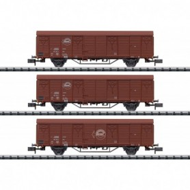 Trix 18902 Express Freight Freight Car Set