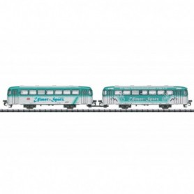 Trix 18903 Class VB 996 and VB 998 Trailer Car Set