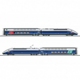 Trix 22381 TGV Euroduplex High-Speed Train