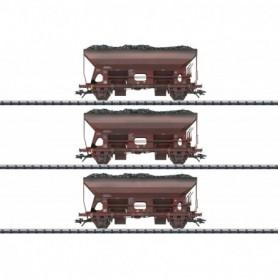 Trix 24123 Type Fcs Dump Car Set.