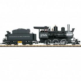 LGB 20283 Durango & Silverton Mogul Steam Locomotive