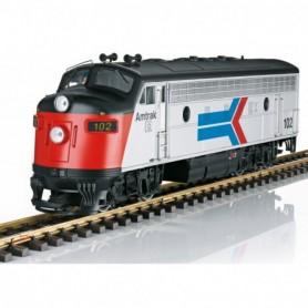 LGB 21580 Amtrak F7A Diesel Locomotive