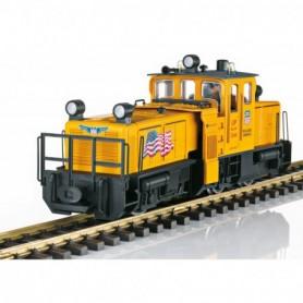 LGB 21672 USA Track Cleaning Locomotive