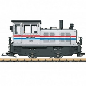 LGB 27632 Amtrak Diesel Locomotive