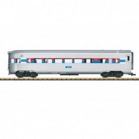 LGB 36605 Amtrak Observation Car