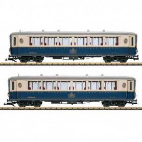 LGB 36658 Passenger Car Set