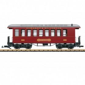 LGB 36820 D&S RR Passenger Car