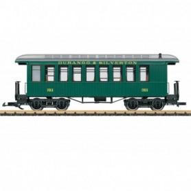 LGB 36821 D&S RR Passenger Car