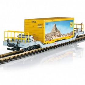 LGB 45925 RhB Container Car