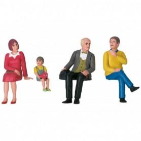 LGB 53011 Set of Nostalgic Figures