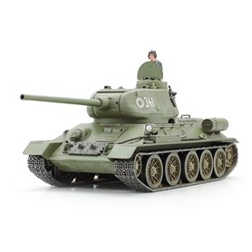 Tamiya 32599 Tanks Russian Medium Tank T-34-85