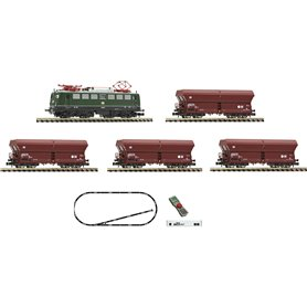 Fleischmann 931895 z21 start digital set: Electric locomotive class 140 and goods train, DB