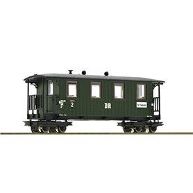 "Roco 34061 Personvagn 2:a klass DR ""Waldbahn"""