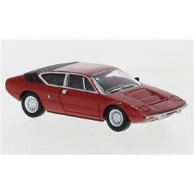 Brekina 870048 Lamborghini Urraco, röd, 1973, PCX