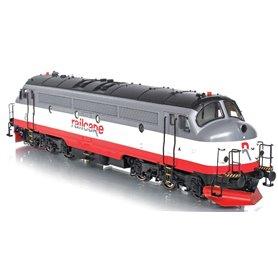 "NMJ 91505 Diesellok TMY 1122 ""Railcare"" med ljudmodul"