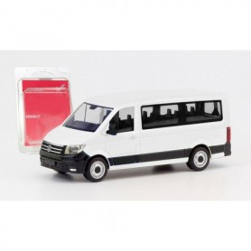 Herpa 013840 Herpa Minikit. VW Crafter bus low roof, white