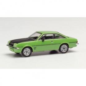 Herpa 024389-006 Opel Manta B, signal green