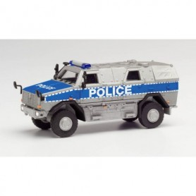 Herpa 095785 ATF Dingo 2 'Police'