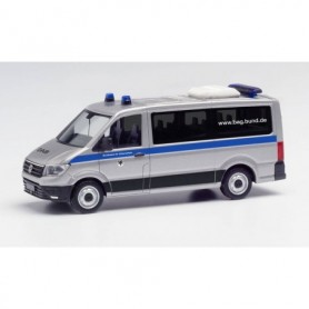 Herpa 095792 VW Crafter bus low roof 'BAG'