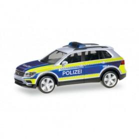 Herpa 095808 VW Tiguan 'Polizei Goslar'